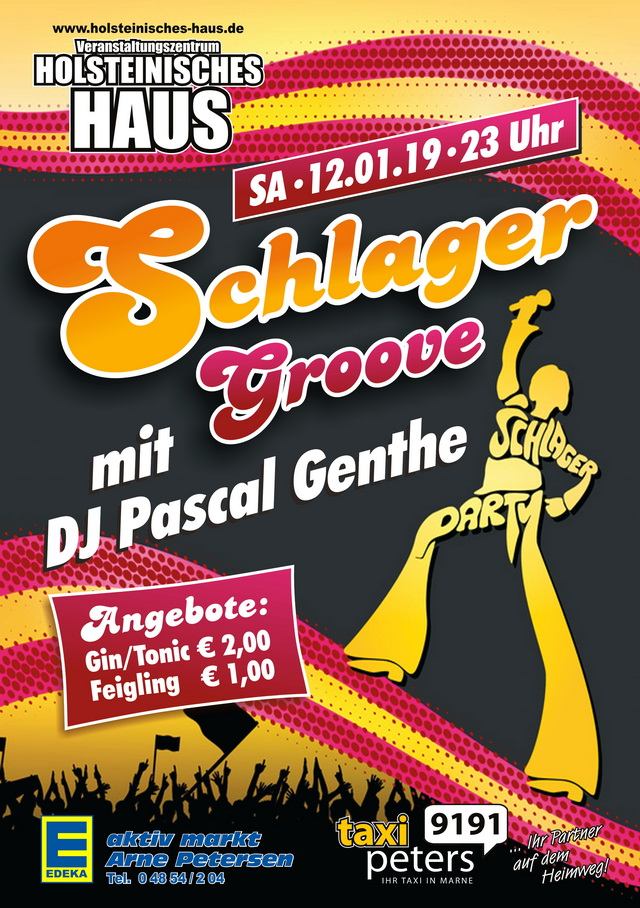 SCHLAGER GROOVE