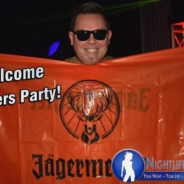 Welcome Hunters Party
